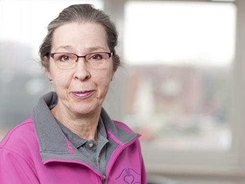 Andrea B., Examinierte Pflegefachkraft, Pflegeteam Jag in Seevetal