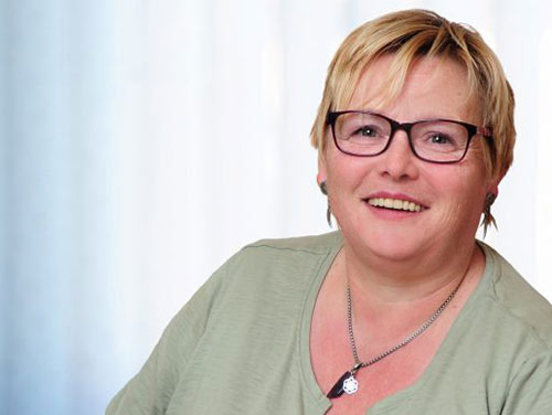 Roswitha R., Altenpflegerin, Ambulanter Pflegedienst Bremervörde